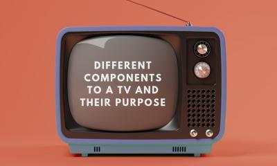 Different Components to a TV and Their Purpose